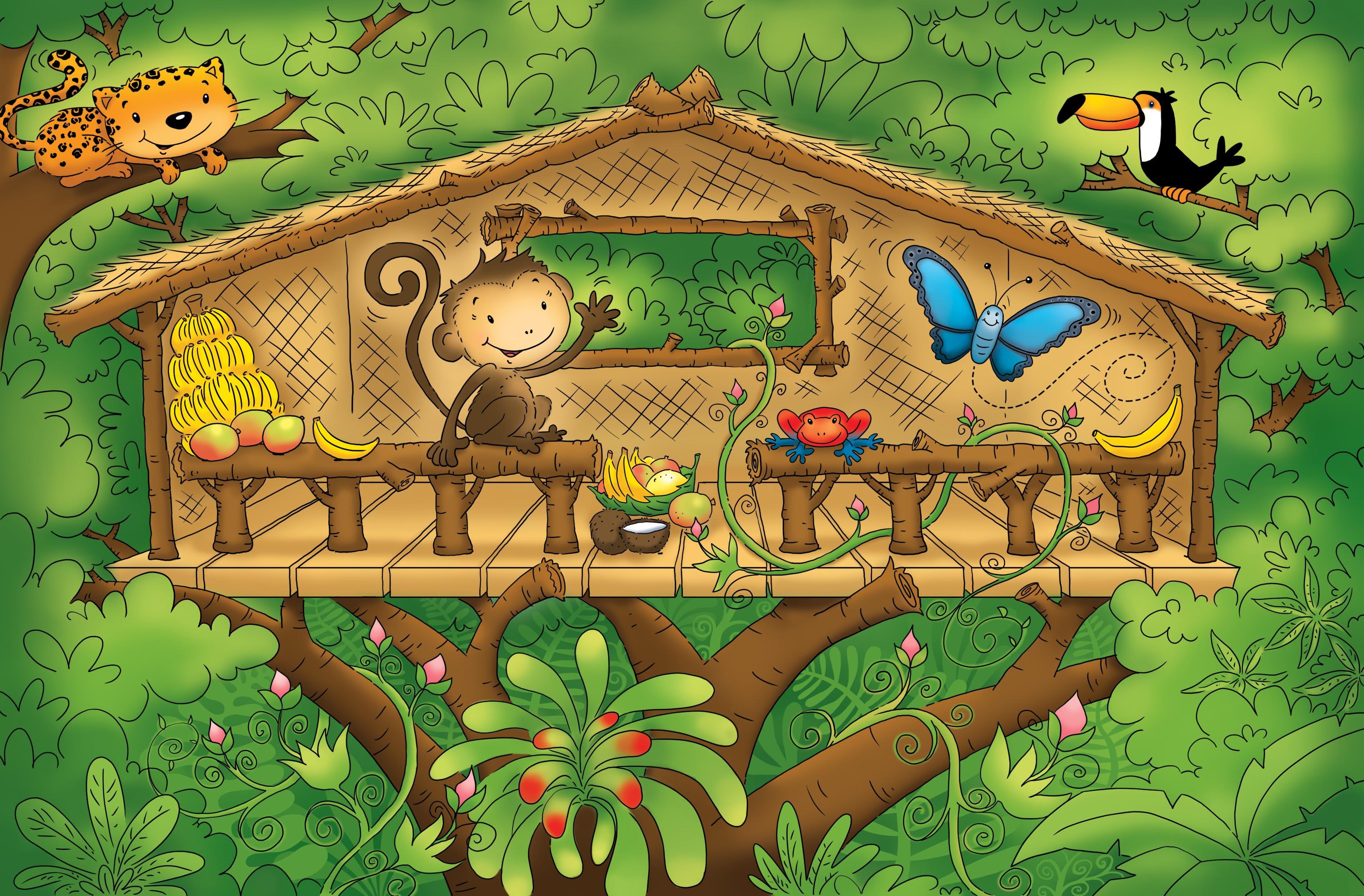 SonQuest Rainforest VBS > Fun 4 Kids